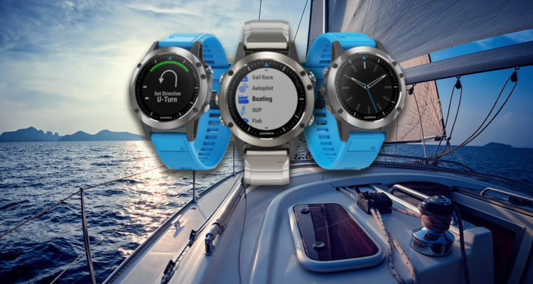 montre connectée Garmin Quatix 5
