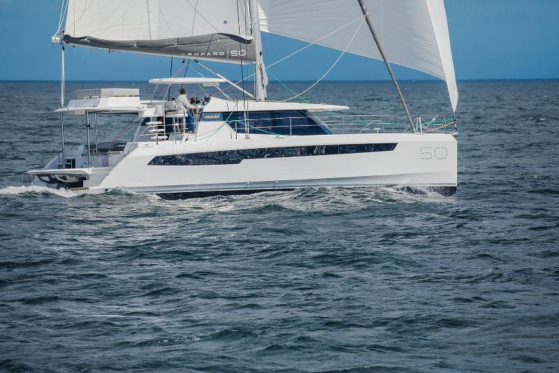 Leopard 50-8334 catamaran