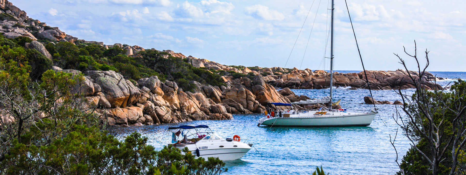 croisiere voilier Corse