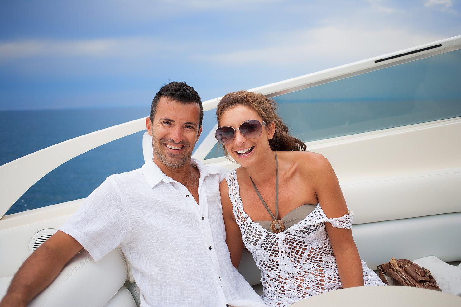 demande fiançailles yacht 2