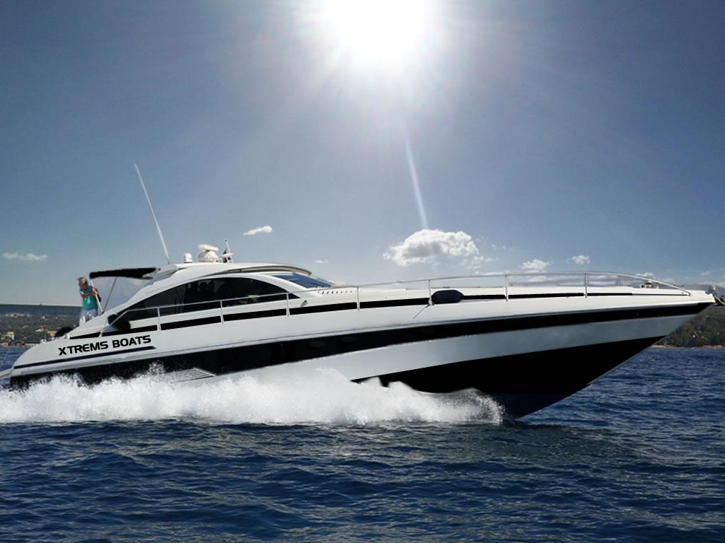Côte d'Azur yacht