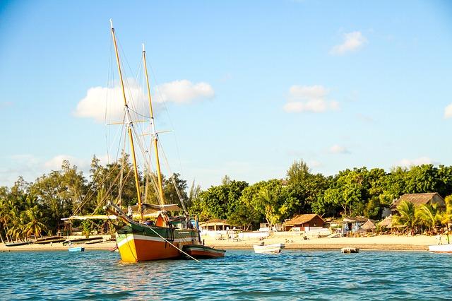 yacht madagascar